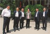全国人大、政协、民进及省政协、省教育厅领导来我院视察调研